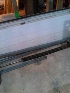 8x10 Garage door