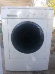 Frigidaire Front loading Washer stackable
