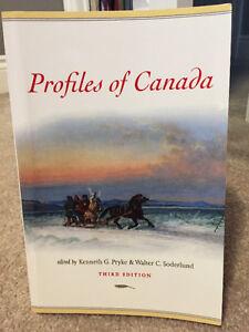 Profiles of Canada - Third Edition Windsor Region Ontario image 1