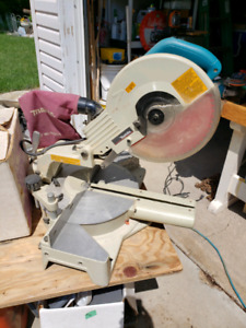 "MIKITA 10"" Sliding Compound Mitre Saw"
