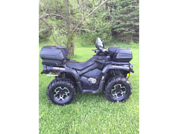 Used 2012 Can-Am outlander 1000 XT 2012
