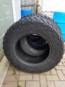 """Used 34"""" tires"""