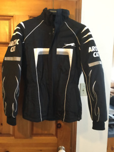 Arctic Cat Snowmobile Jacket wom sm