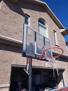 Basketball stand , Rebook , in  good condition
