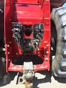 2011 Case IH Steiger 400HD 4WD Articulated Tractor London Ontario image 9