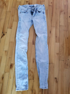 Jeans small taille 0