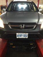 2003 Honda CRV AWD