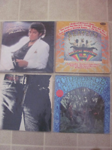 1970,s and 80,s vinyl records $1.99  at Targets Flea Market
