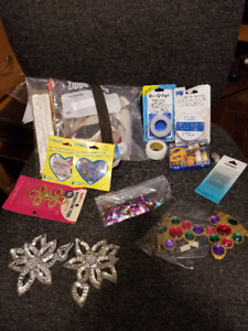 SEWING SUPPLIES !!!  LOT A