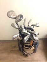 Selling Complete Set of Golf Clubs (Right handed)