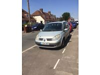 Renault grand scenic lady driver for sale