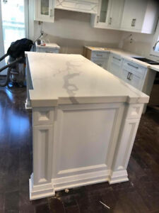 Quartz, Marble and Granite Countertop Starting from 24.99$/Sqf