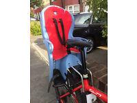 Childs Hamax Bike Seat