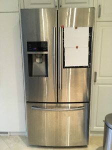 Samsung  French Door Refridgerator