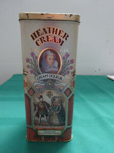 Heather Cream Liqueur Tin (Scotland)