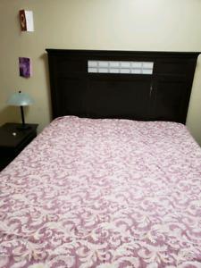 A bed  Set