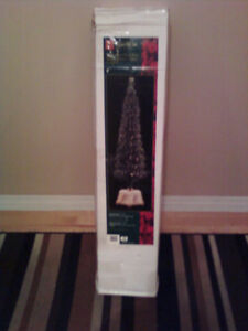 SAPIN DE NOEL FIBRE OPTIQUE 4 PIEDS CHRISTMAS TREE FIBER OPTICS