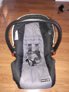 Infant to Toddler carseat 80$