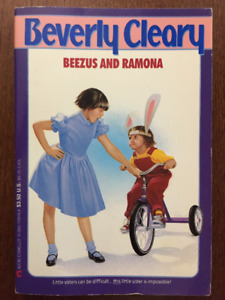 Beezus and Ramona - by Beverly Cleary