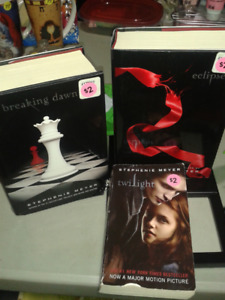 3 books $2 each... or 3 for $5