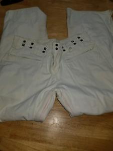 Ladies snowboarding pants