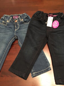 12-18 mo Children's Place Jeans - NEW with Tags!