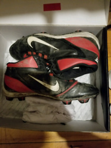 Nike Football Cleats Size 10.5