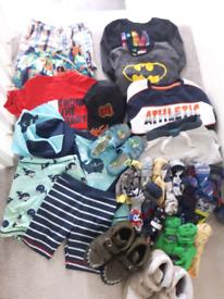 Bargain ! BUNDLE 44 ITEMS kids clothes