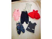 Baby girls clothes newborn to 3 months