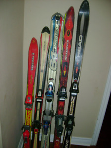 downhill skis for kids for men and women