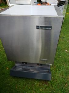 Scotsman machine à glace