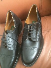 Men's real leather upper shoes size 41 (8)