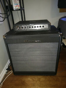 Ampeg PF-500 and 115 cab