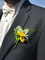 Wedding flowers for fraction of cost