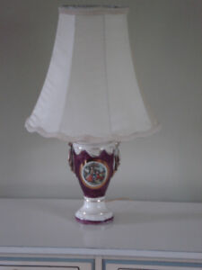 Gorgeous vintage lamp