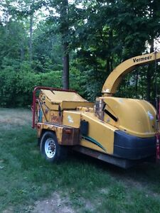 2006 Vermeer bc 1400 brush chipper