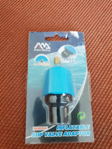 Inflatable sup valve adaptor Hillarys Joondalup Area Preview