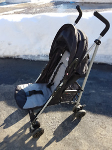 "Top-of-the-line Umbrella Stroller ""Journey"" by Macklems"