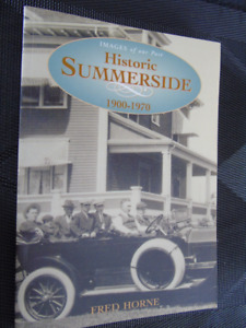 HISTORIC SUMMERSIDE 1900-1970, FRED HORNE