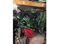 Motocross kit bag