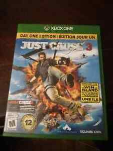 Just cause 3 like new