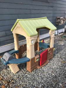 Cape Cod Outdoor Playhouse