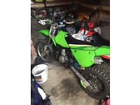 Kx 80 bored to 85