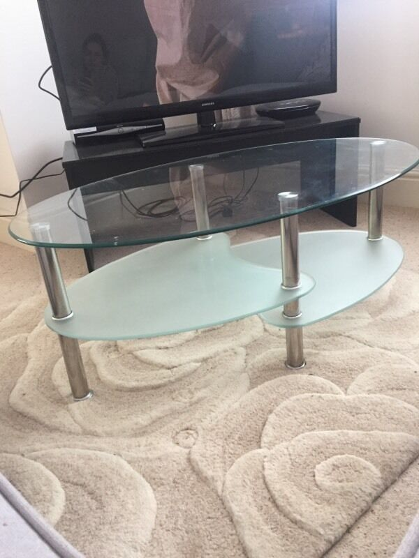 glass coffee table in balham london gumtree