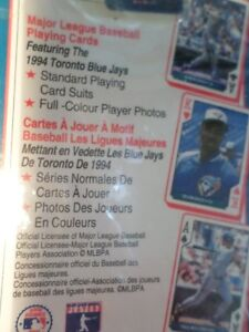 1994 Blue Jays Photo Cards SEALED (VIEW OTHER ADS) Kitchener / Waterloo Kitchener Area image 4
