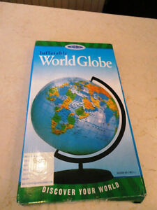 NEW Inflatable World Globe for Kids - Teach , learn and have Fun Kitchener / Waterloo Kitchener Area image 1