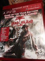 Dead Island- Game of the year edition PS3