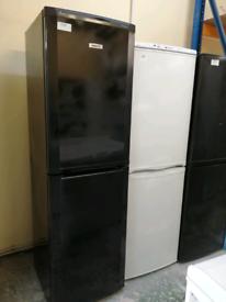 Beko Fridge freezer A class black at Recyk Appliances