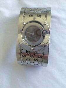 Gucci Twirl watch Authentic West Island Greater Montréal image 2