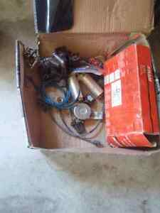 Selling two boxes of misc chevy parts for  87-97 pickups  Peterborough Peterborough Area image 2